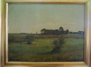 Ukendt motiv. 1919. Maleri nr. 23