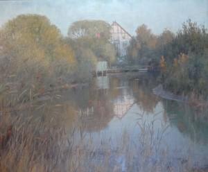 Odense Å. 1913.
