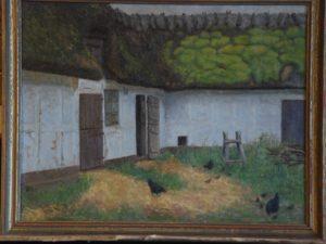 Ukendt gård, 1911.