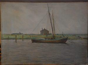 Ukendt sted. Kertinge Nor? 1909.